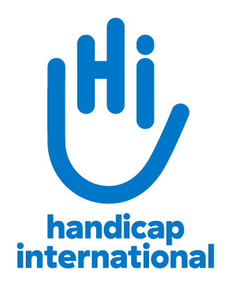 Logo von Handicap International